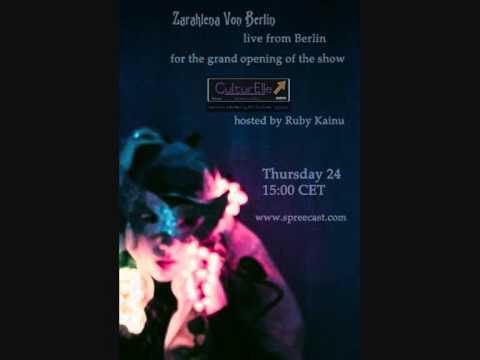 Cultur' Elle - Ruby's Show ...... On Web 26 TV